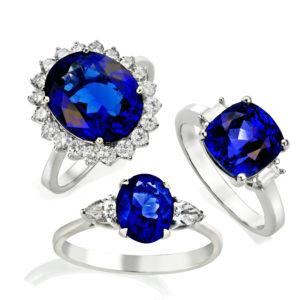 Tanzanite Jewellery